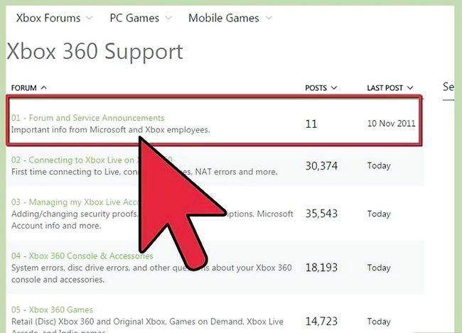 Beeld getiteld Kontak Xbox Live Stap 10
