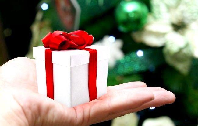 Prent getiteld Kry jouself in die Kersfees Gees Stap 7