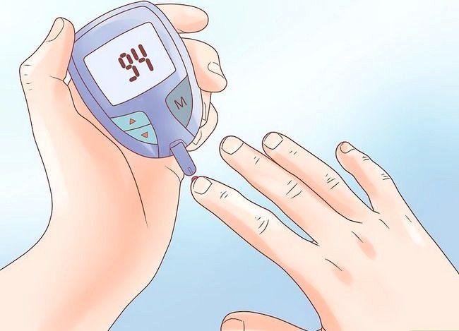 Prent getiteld Bestuur Tipe 1 Diabetes soos jy ouderdom Stap 16