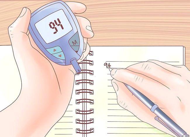 Prent getiteld Bestuur Tipe 1 Diabetes soos jy ouderdom Stap 17