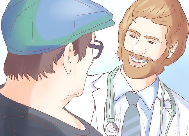 Prent getiteld Bestuur Tipe 1 Diabetes Soos Jy Ouderdom Stap 7