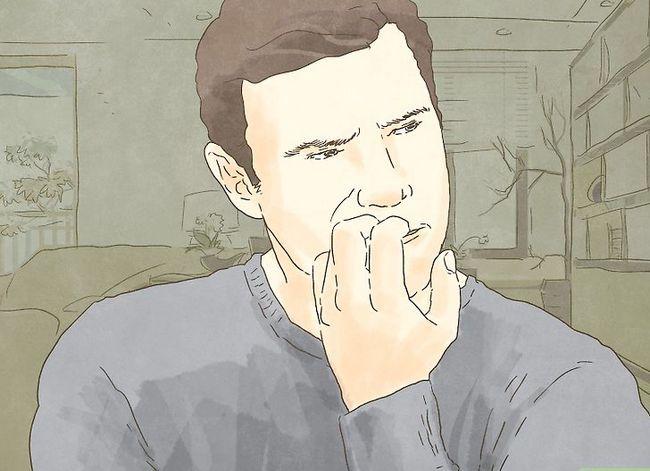 Prent getiteld Beheer jou emosies by die werk Stap 4