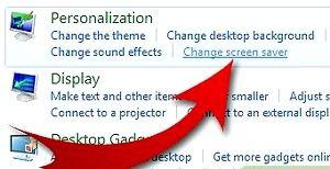 Prent getiteld Draai jou gunsteling foto`s in `n Screensaver (op Windows 7) Stap 3