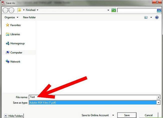 Prent getiteld PDF omskakel na Word, Excel, PowerPoint, JPG en HTML Stap 12