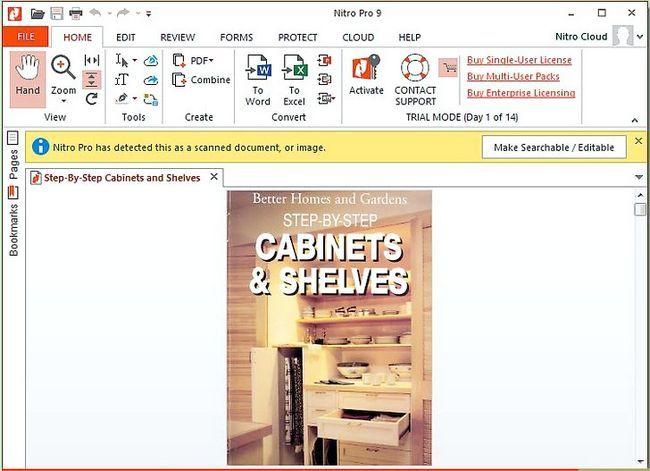 Prent getiteld PDF omskakel na Word, Excel, PowerPoint, JPG en HTML Stap 15