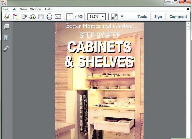 Prent getiteld PDF omskakel na Word, Excel, PowerPoint, JPG en HTML Step 7