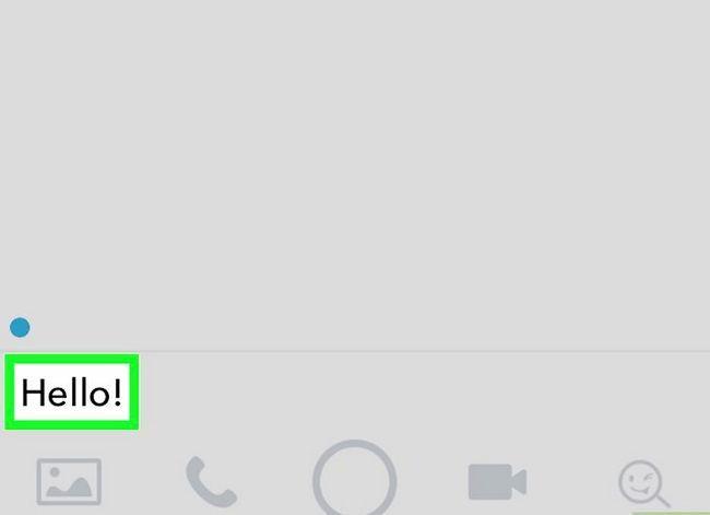 Prent getiteld Word Beste Vriende op Snapchat Stap 13
