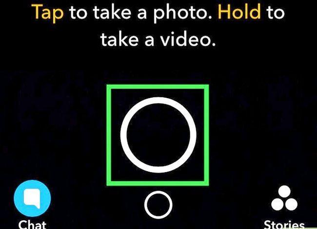 Prent getiteld Word Beste Vriende op Snapchat Stap 2