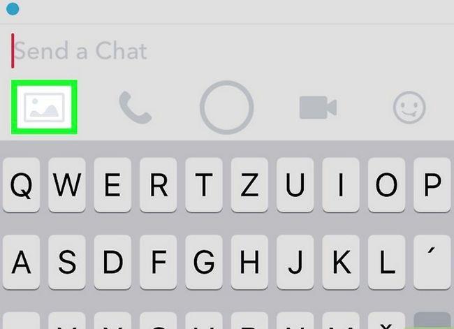 Prent getiteld Word Beste Vriende op Snapchat Stap 6