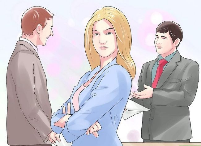 Prent getiteld wees Mean en intimiderend wanneer nodig Stap 22
