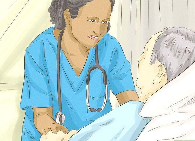 Prent getiteld Word `n verpleegkundige narkotiseur Stap 4