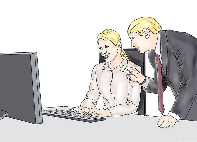 Prent getiteld Word `n Uitvoerende Administratiewe Assistent Stap 2