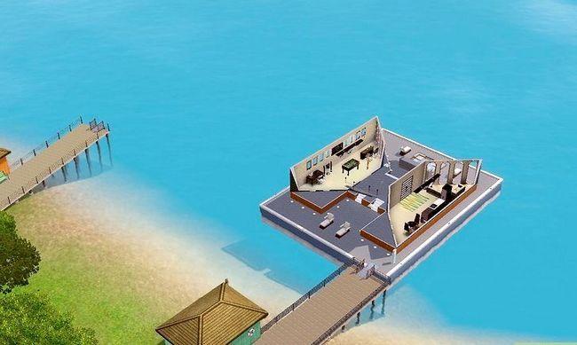 Prent getiteld Live As `n Tiener op jou eie in die Sims 3 Stap 7