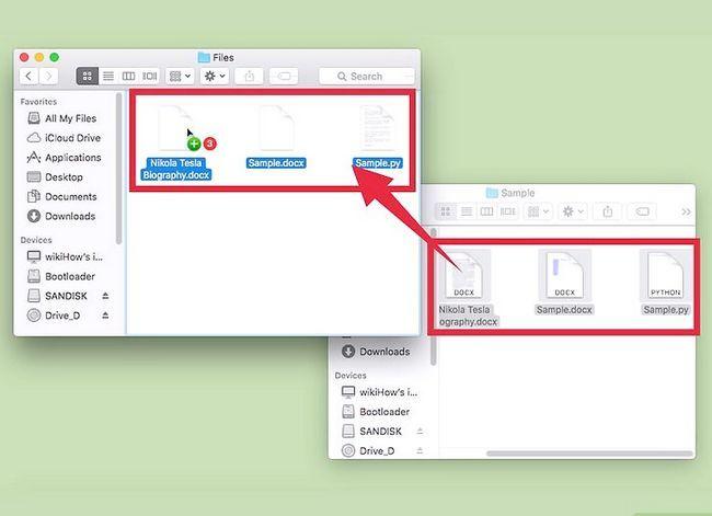 Kopieer dokumente met `n prentjie na `n USB-stick vanaf u rekenaar Stap 11