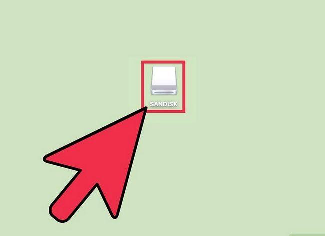 Prentjie Kopieer Dokumente Met `n USB Flash Drive vanaf u rekenaar Stap 7
