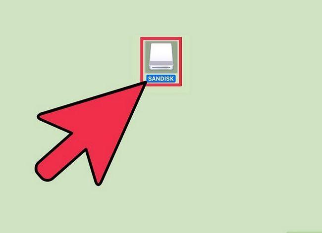 Prentjie kopieer dokumente na `n USB Flash Drive vanaf u rekenaar Stap 8