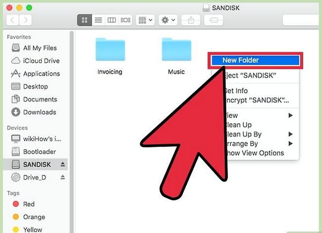 Kopieer dokumente met `n prentjie na `n USB-stick vanaf jou rekenaar Stap 9