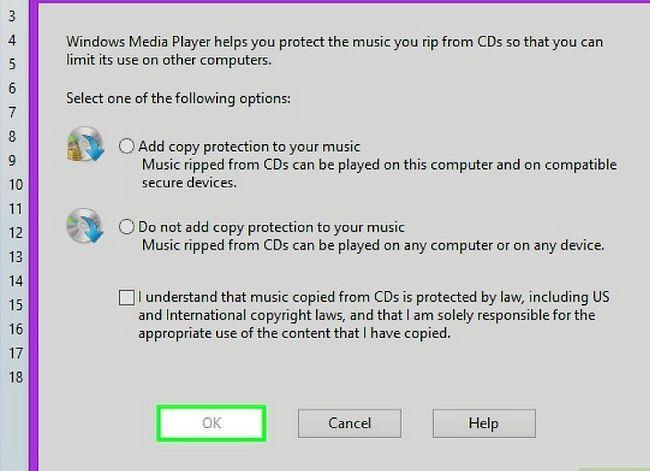 Prent titel Kopieer of brand na CD Gebruik Windows Media Player Stap 4
