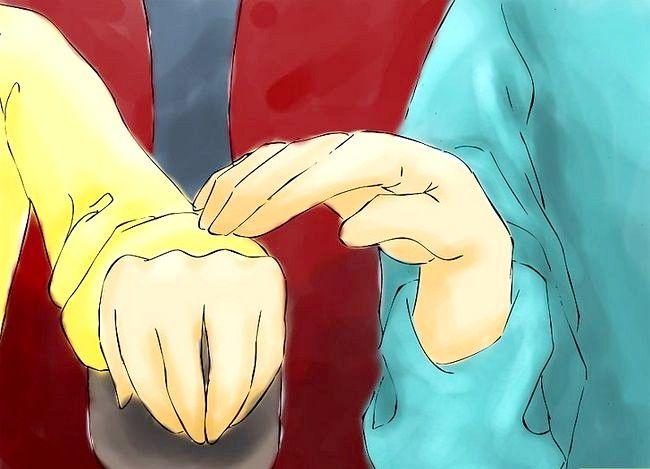 Prent getiteld Flirt With Your Girlfriend Stap 04