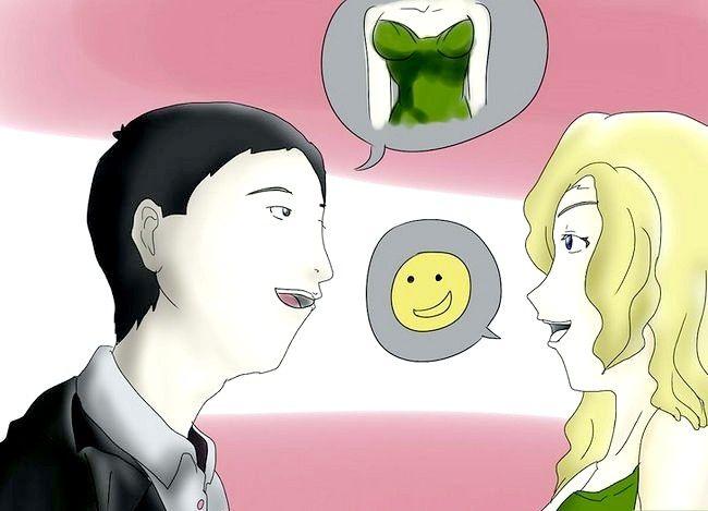 Prent getiteld Flirt As A Teen Boy Stap 4