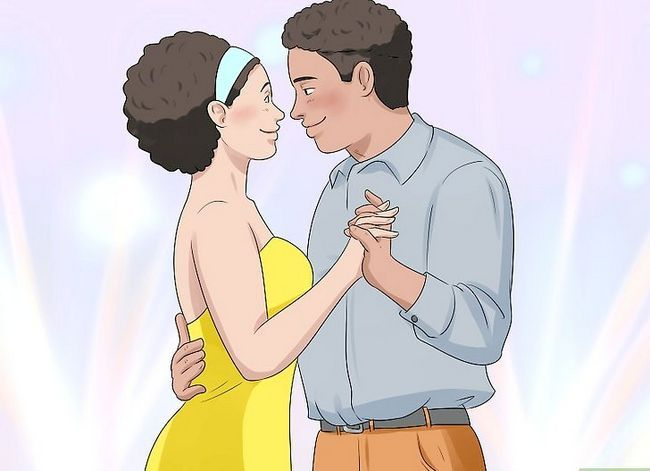 Prent getiteld Flirt Fisies Stap 10