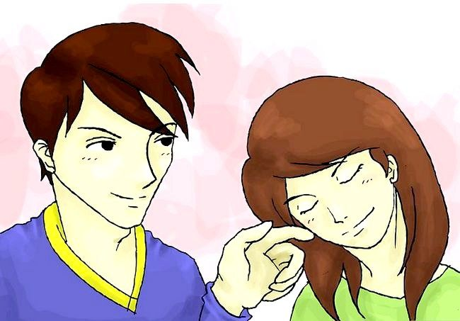 Prent getiteld Flirt for Teens Stap 07