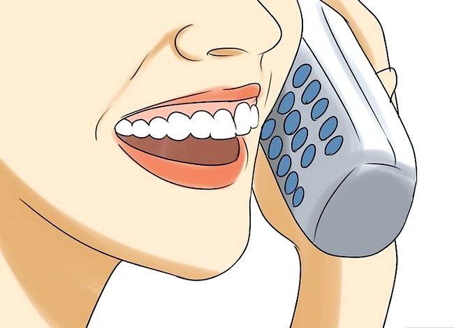 Prent getiteld Flirt oor die telefoon Stap 5