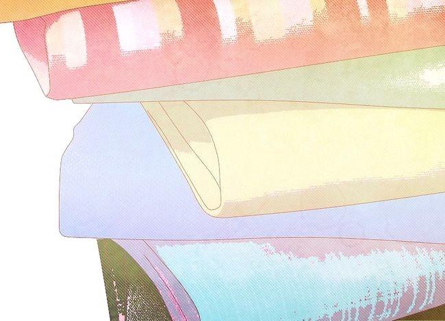 Prent getiteld Sew Duvet Covers Stap 3