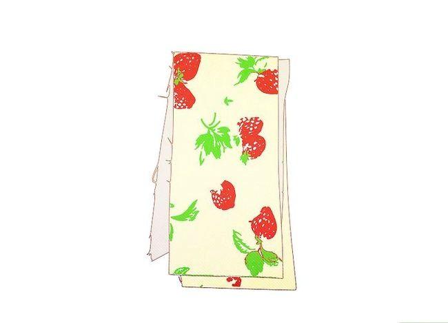 Prent getiteld Sew Duvet Covers Stap 6