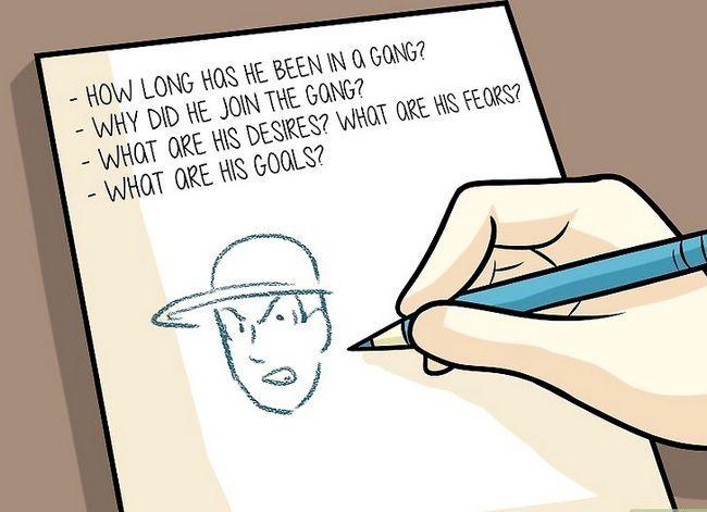Prent getiteld Skep goeie persoonlikhede vir jou karakters Stap 3