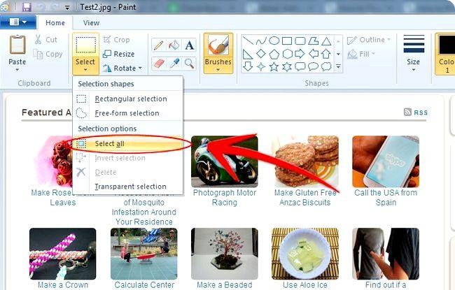 Prent getiteld Skep annotated Screenshots Met Windows Paint Stap 16