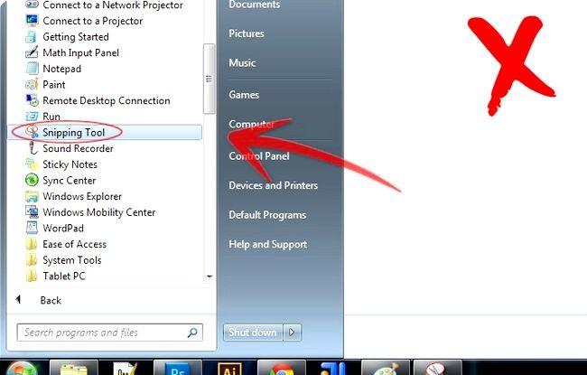 Prent getiteld Skep annotated Screenshots Met Windows Paint Stap 2