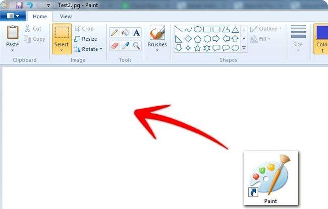 Prent getiteld Skep annotated Screenshots Gebruik Windows Paint Stap 23
