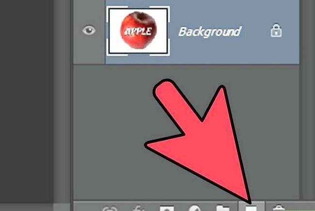 Prent getiteld Skep agtergrond in Adobe Photoshop Stap 10