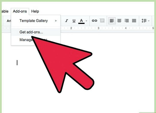 Prent getiteld Skep `n kalender in Google Docs Stap 14
