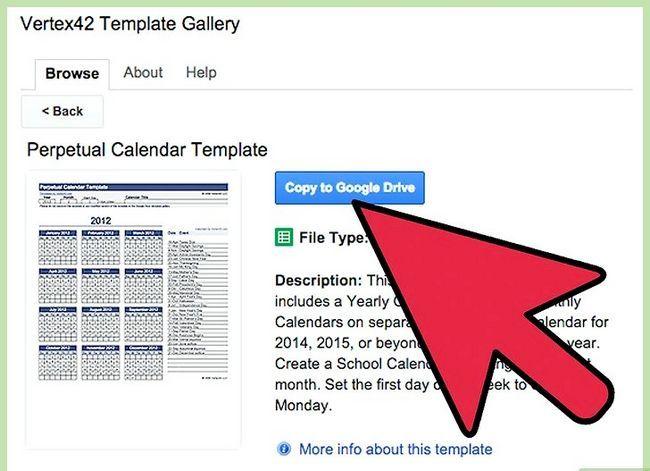 Prent getiteld `n agenda maak in Google Docs Stap 19