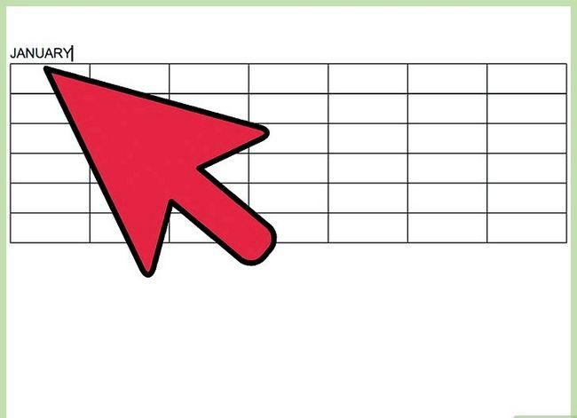 Prent getiteld `n agenda maak in Google Docs Stap 5