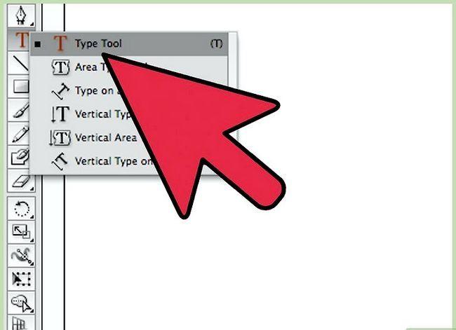 Prent getiteld Skep `n oorsig in Adobe Illustrator Stap 4