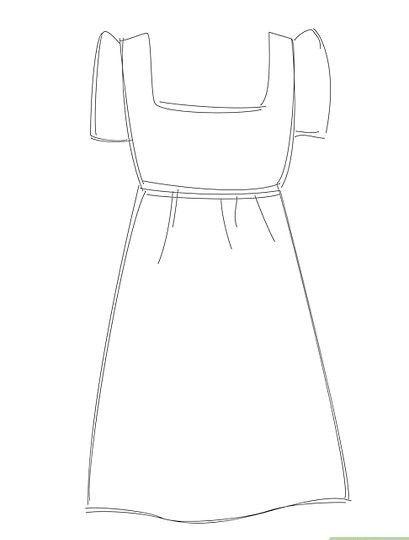 Prent getiteld Cool.fashion.design Stap 3