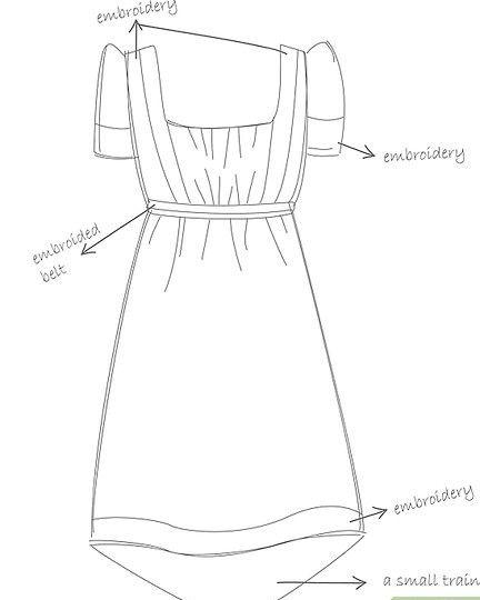 Prent getiteld Cool.fashion.design Stap 4