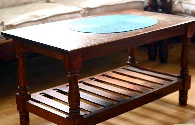 Prent getiteld Skep `n gemaklike meditasie gebied in jou slaapkamer Stap 3