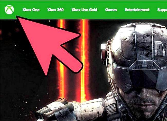 Prent getiteld Skep `n Xbox Live Gamertag Stap 3