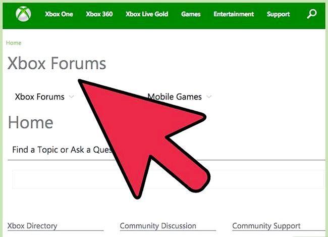 Prent getiteld Skep `n Xbox Live Gamertag Stap 10