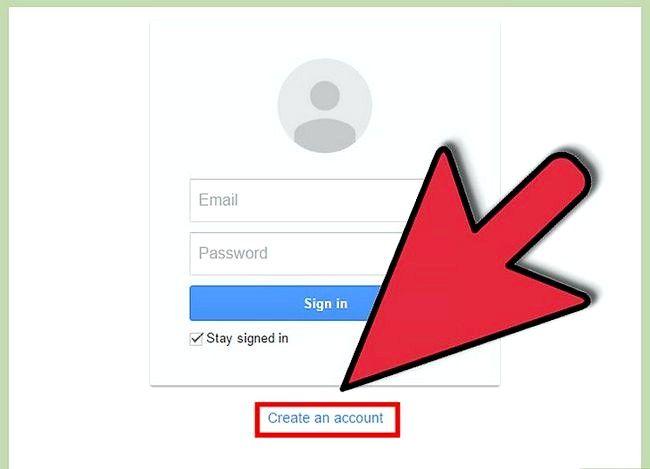 Prent getiteld Maak `n Google Doc Stap 2