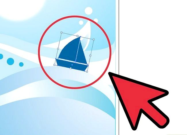 Prent getiteld `n Oseaan maak Gebruik Adobe Illustrator Stap 9