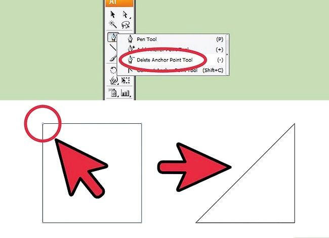 Prent getiteld Skep `n patroon in Adobe Illustrator Stap 2