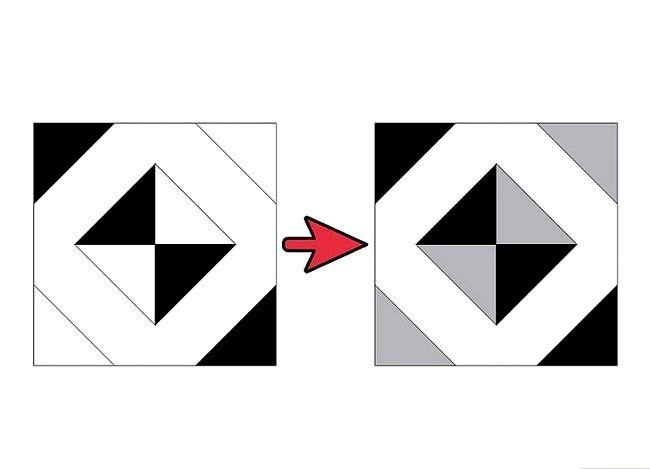 Prent getiteld Skep `n patroon in Adobe Illustrator Stap 7
