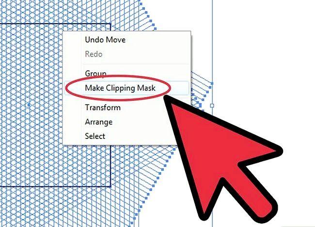 Prent getiteld Skep `n Isometriese Grid in Adobe Illustrator Stap 10