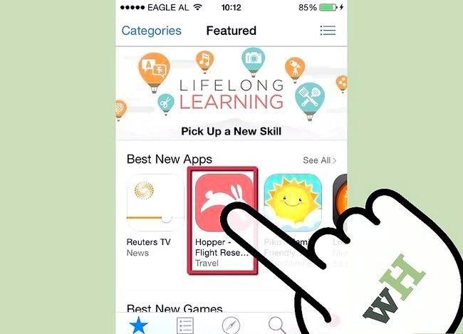 Beeld getiteld Skep `n iTunes-rekening sonder `n kredietkaart Stap 13