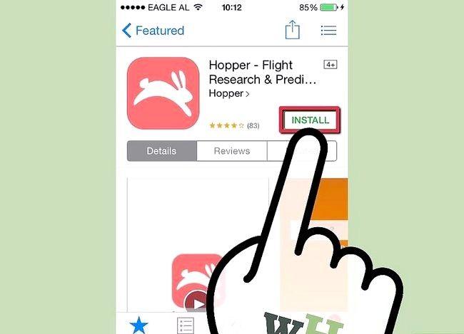 Beeld getiteld Skep `n iTunes-rekening sonder `n kredietkaart Stap 14